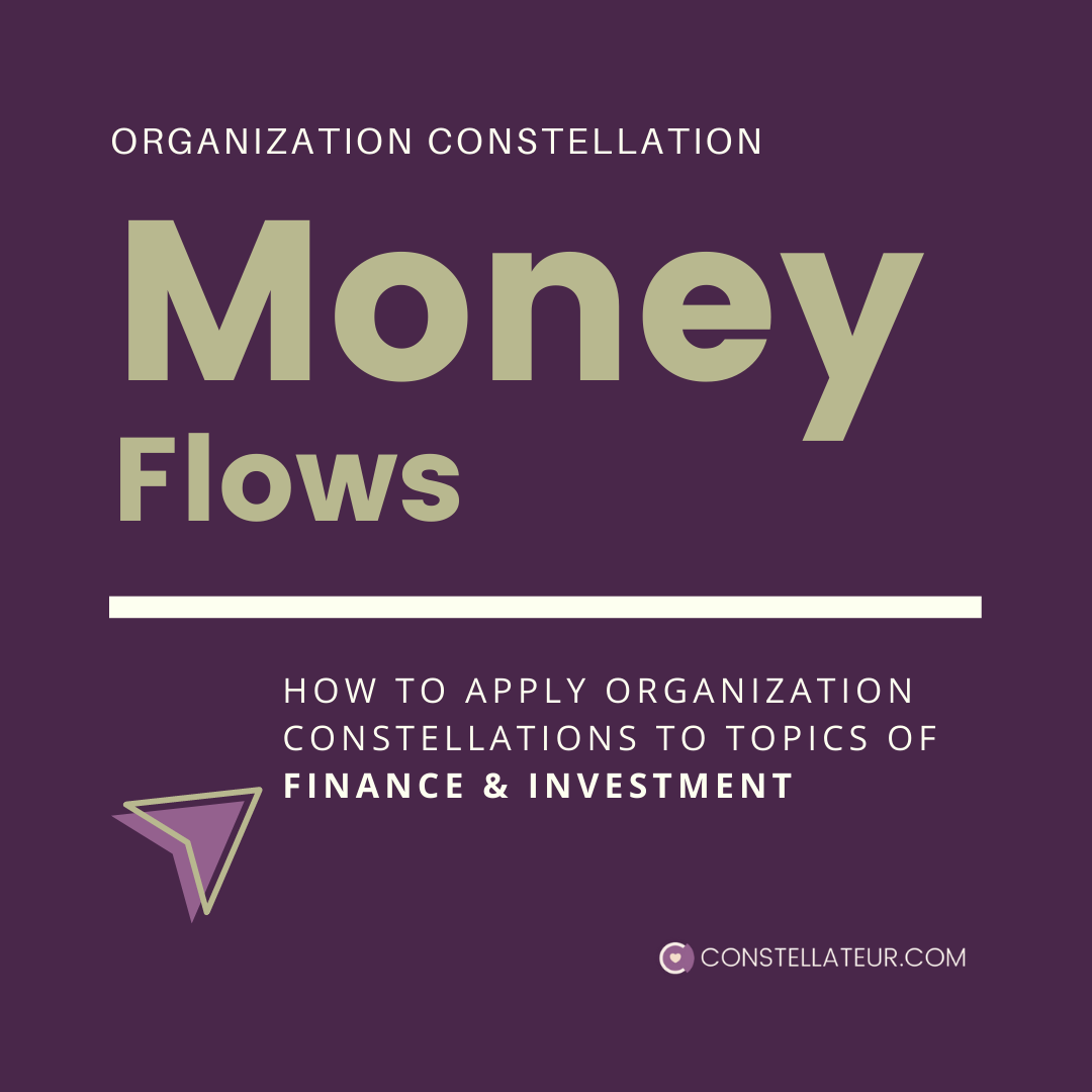Money Flows Systemic Constellations