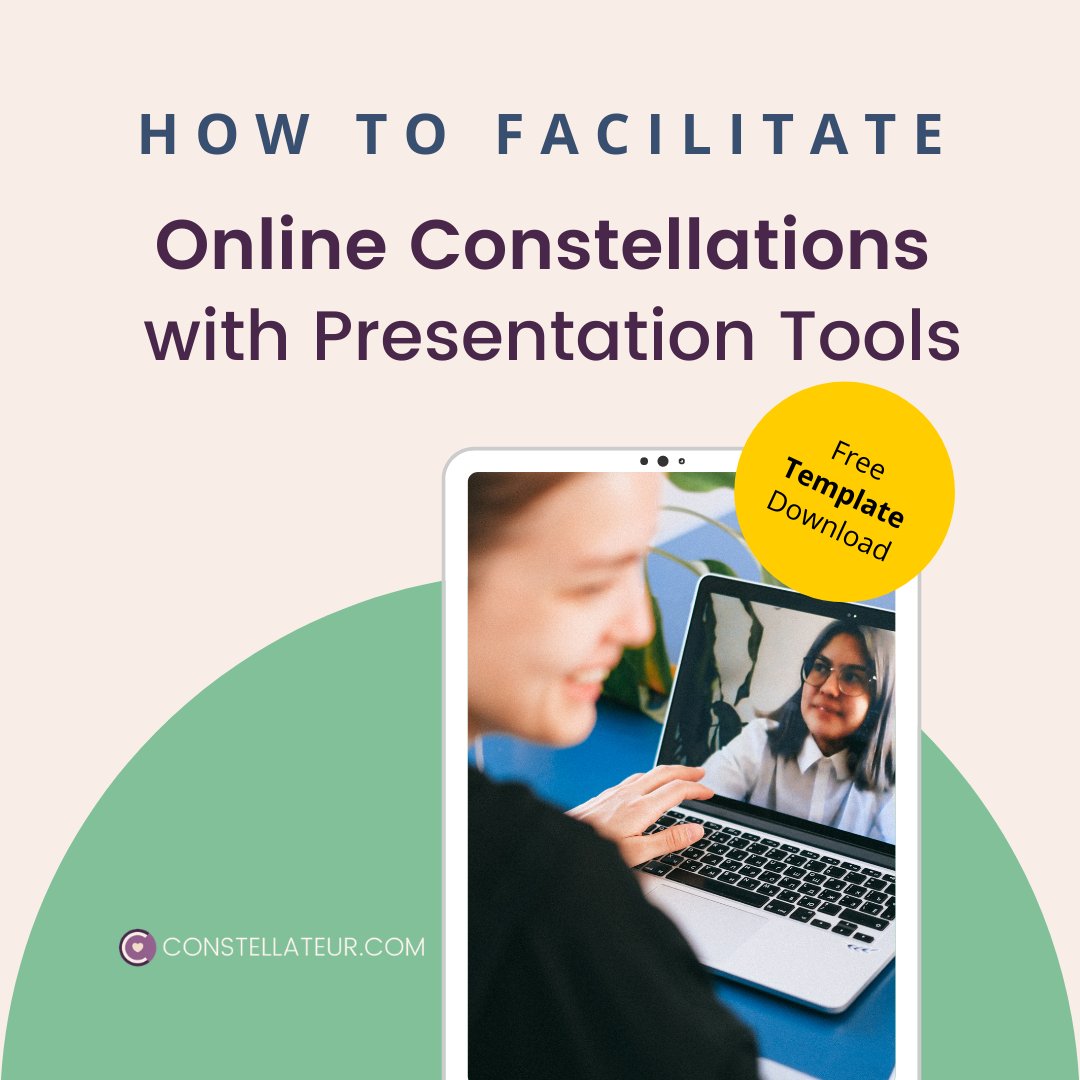 Presentation Template for Family and Organization Constellations