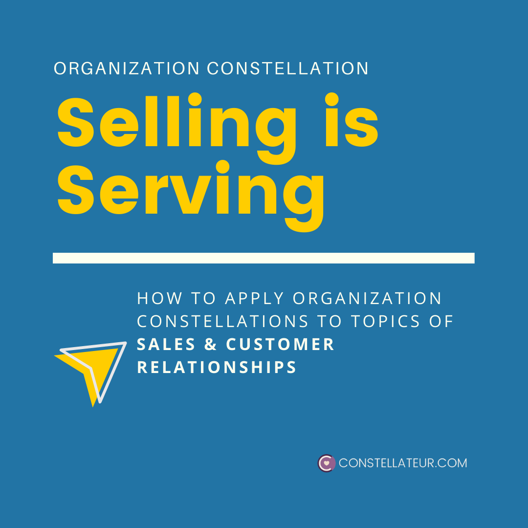 Selling is Serving. A webinar with Tom Wittig.