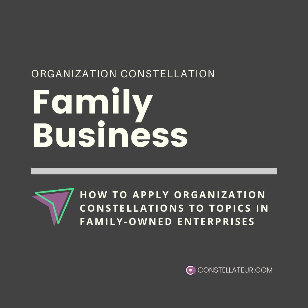 Family Business Constellations with Tom Wittig