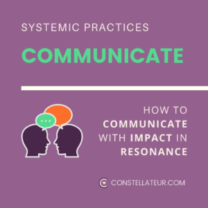 Effective Communication with Impact in Resonance