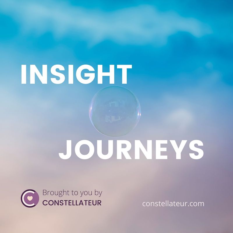 Insight Journeys Podcast with Tom Wittig Constellateur